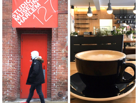 4 excellent places to enjoy art and coffee in Harlem
