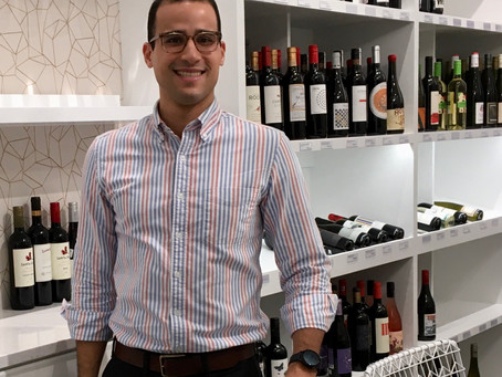Wine & Unwind, a new shop with under-the-radar wines, opens near City College
