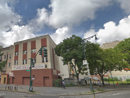 Uptown links: a Harlem church seeks to rezone a corner of Central Park North, and more