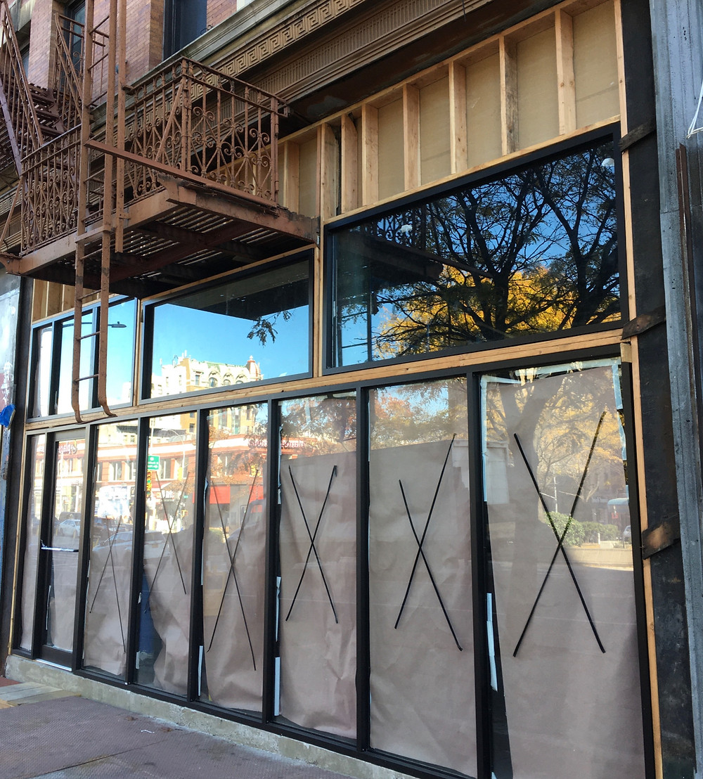 Döden, a new pizzeria, is coming to 3766 Broadway between 156th and 157th Streets