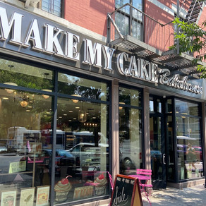 Beloved Harlem bakery Make My Cake opens a new location on 125th Street