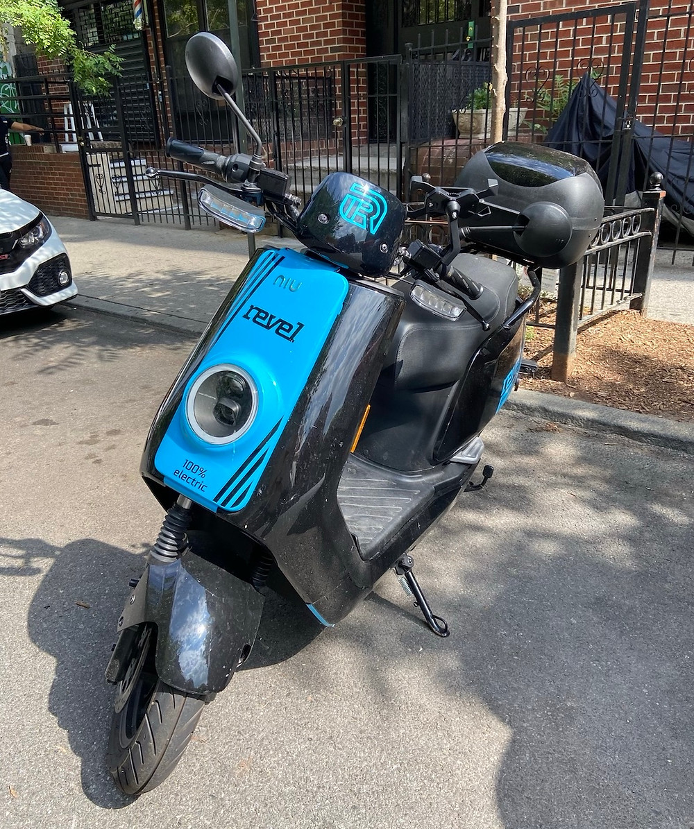 Revel has shut down its NYC moped service—four months after expanding to Upper Manhattan