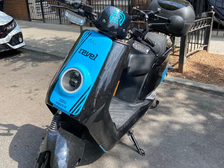 Revel suspends its NYC moped service—four months after expanding to Upper Manhattan