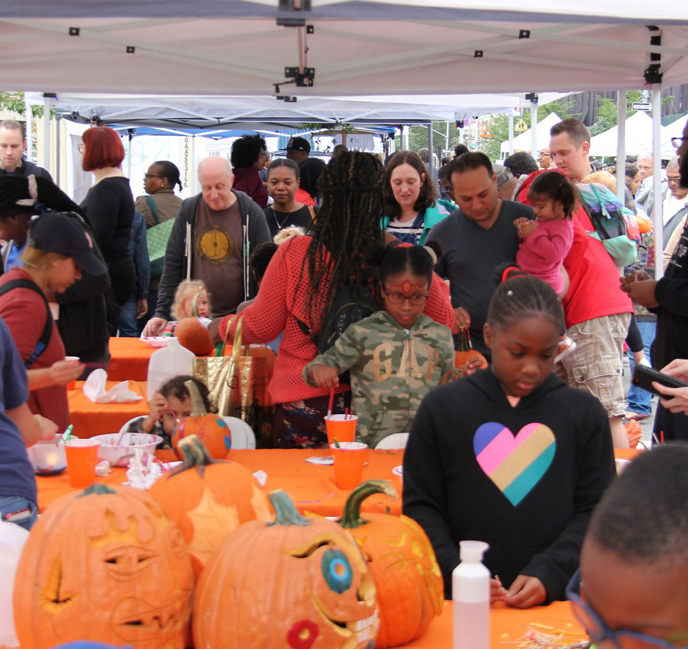 Explore some of Harlem's best food vendors, artisans and restaurants at the Harlem Harvest Festival