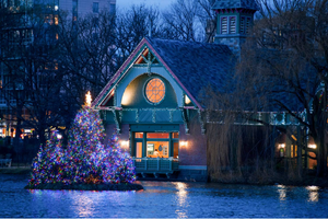 Charles A. Dana Discovery Center at Harlem Meer