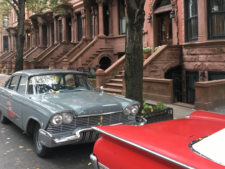 'Respect,' the Aretha Franklin biopic starring Jennifer Hudson, is filming in Harlem