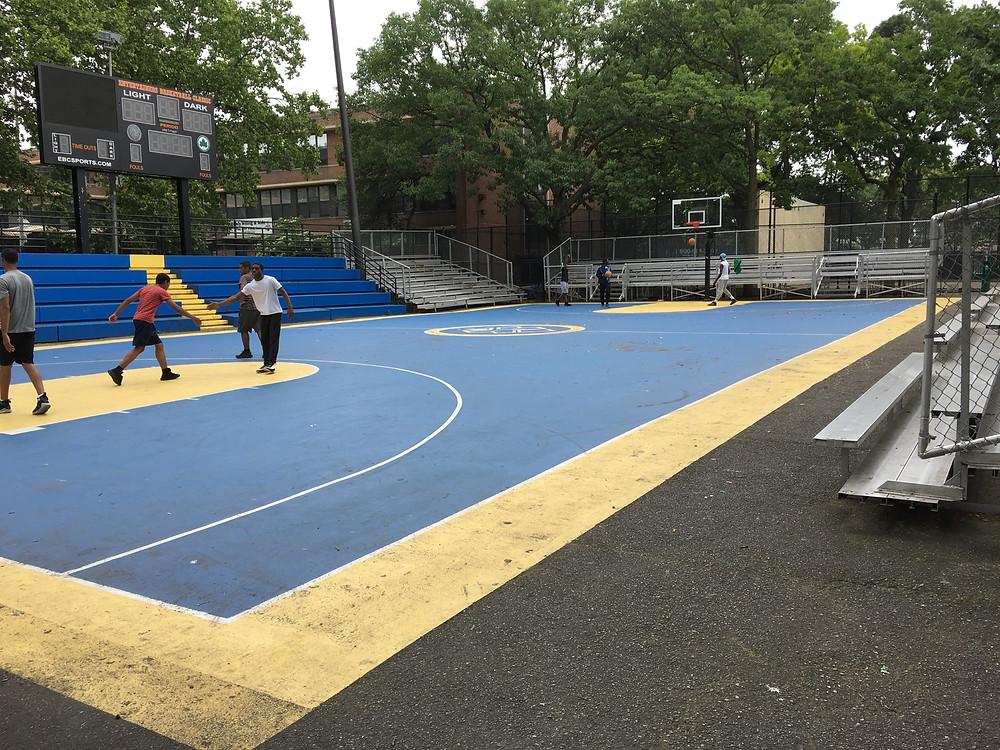 Harlem's Rucker Park
