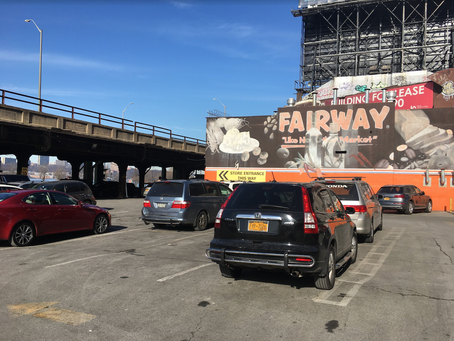 Uptown links: ShopRite operator buys Harlem Fairway parking lot, and more
