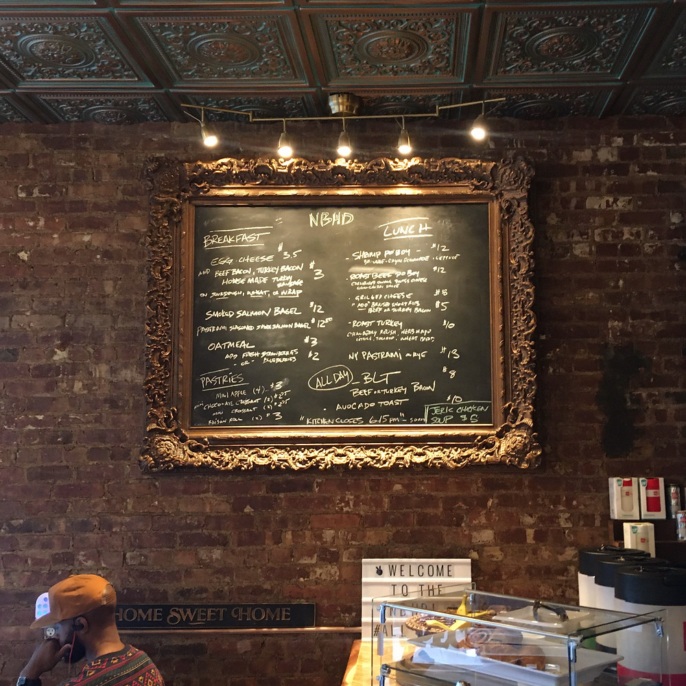 New coffee shop NBHD Brulee opens near Strivers' Row in Harlem
