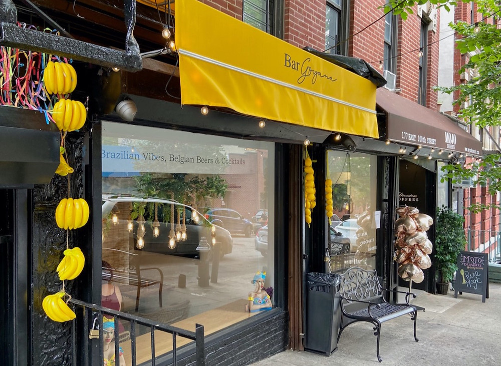 Bar Goyana in East Harlem