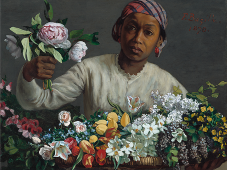 """Treasures by Manet, Matisse and others debut uptown in """"Posing Modernity,"""" a show tracing"""