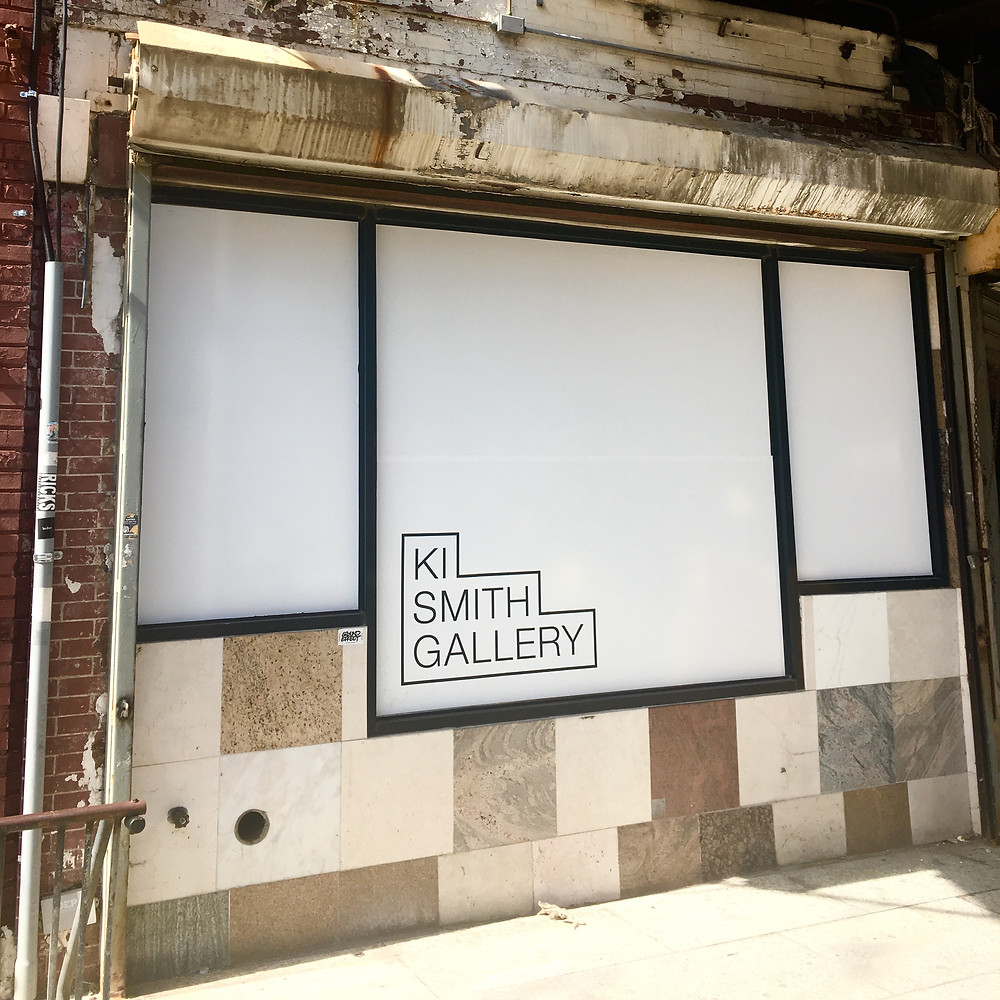 The Ki Smith Gallery is moving to Harlem