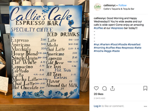 The new Callie's Cafe in Harlem