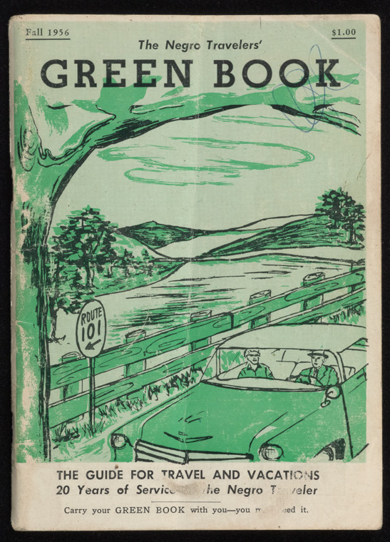 "Schomburg Center for Research in Black Culture, Manuscripts, Archives and Rare Books Division, The New York Public Library. ""The Negro Travelers' Green Book: Fall 1956"""
