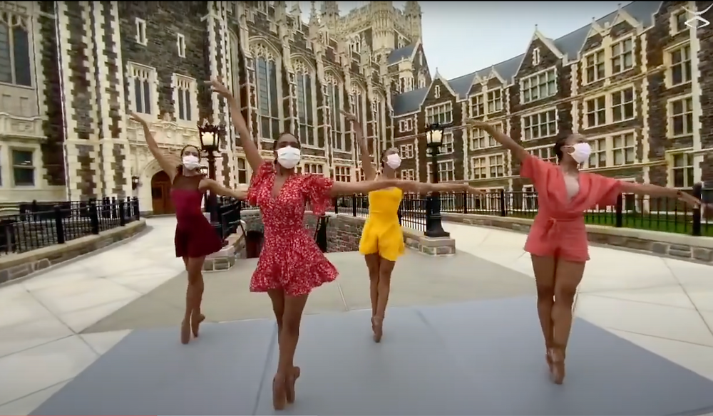 "Dance Theatre of Harlem ballet video ""Dancing Through Harlem""goes viral"