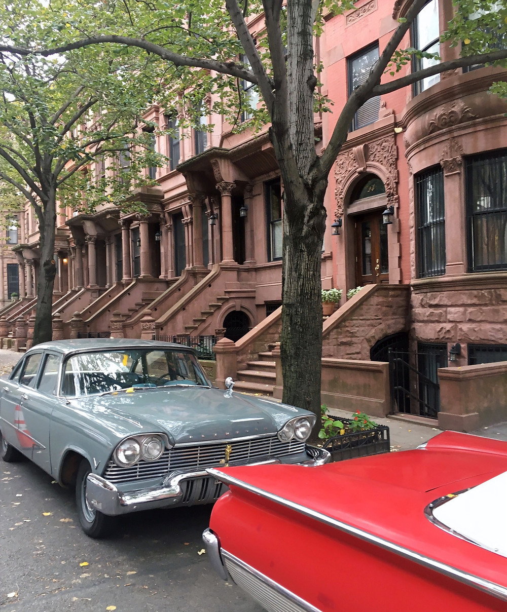 'Respect,' with Jennifer Hudson starring as Aretha Franklin, is filming in Harlem