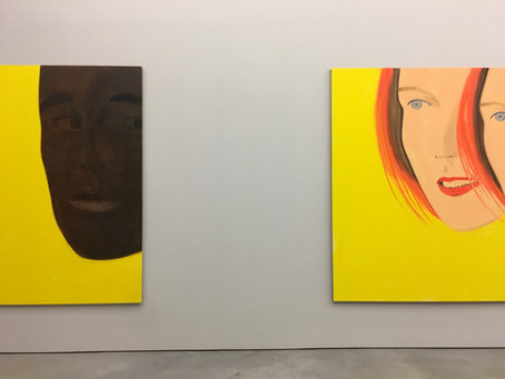 Uptown Links: Alex Katz shows in Harlem, Conan does the Apollo, and more