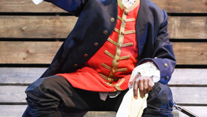A play about Charles Ignatius Sancho–born on a slave ship, painted by Gainsborough–is coming to Harl