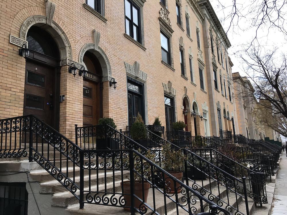 Harlem's Strivers' Row