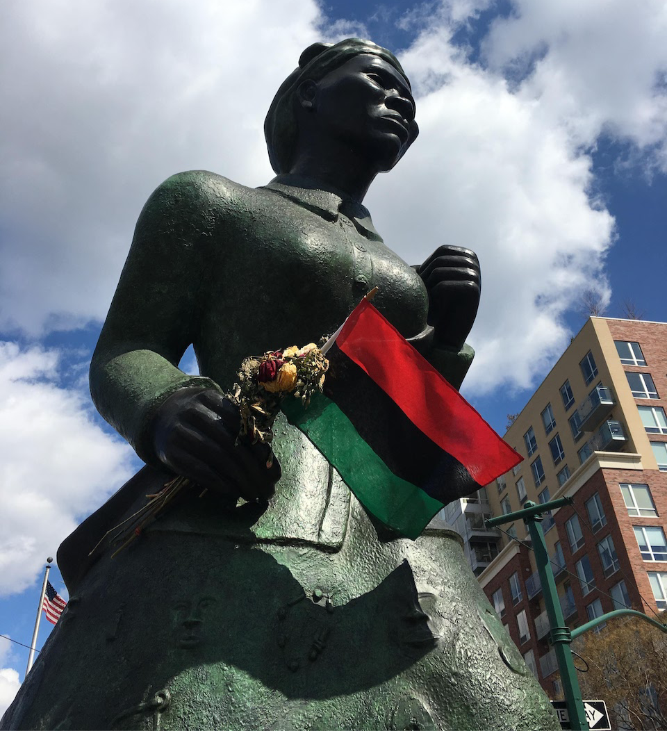 Harriet Tubman Memorial in the DIY walking tour: 6 inspirational Harlem monuments celebrating Black history