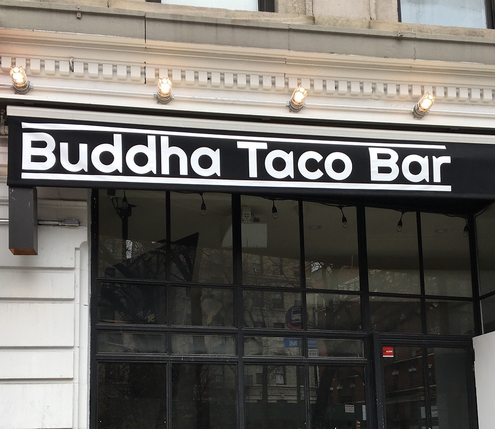 Buddha Taco Bar in Hamilton Heights