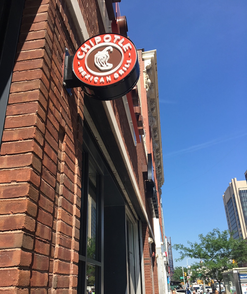 Chipotle opens in Harlem