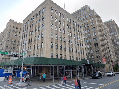 Washington Heights hospital is treating coronavirus patient from Westchester