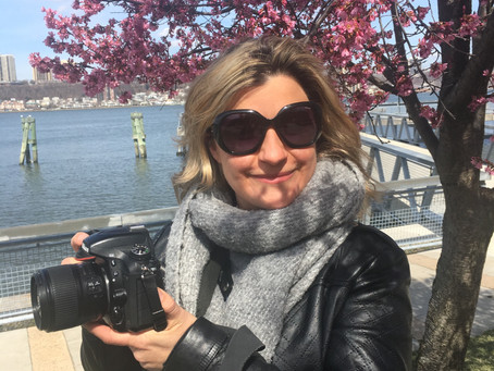 NYC photographer–and Instagram pro–Silvie Bonne gives picture-taking tips on a walk through Harlem