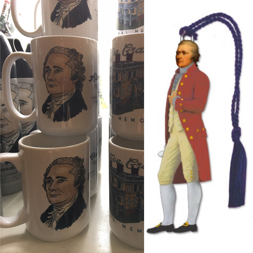 Alexander Hamilton gifts