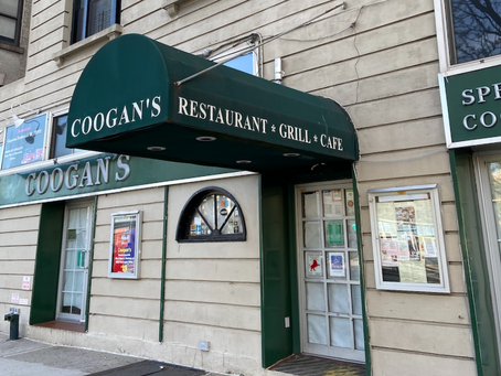 Uptown links: Coogan's in Washington Heights is closing for good, and more