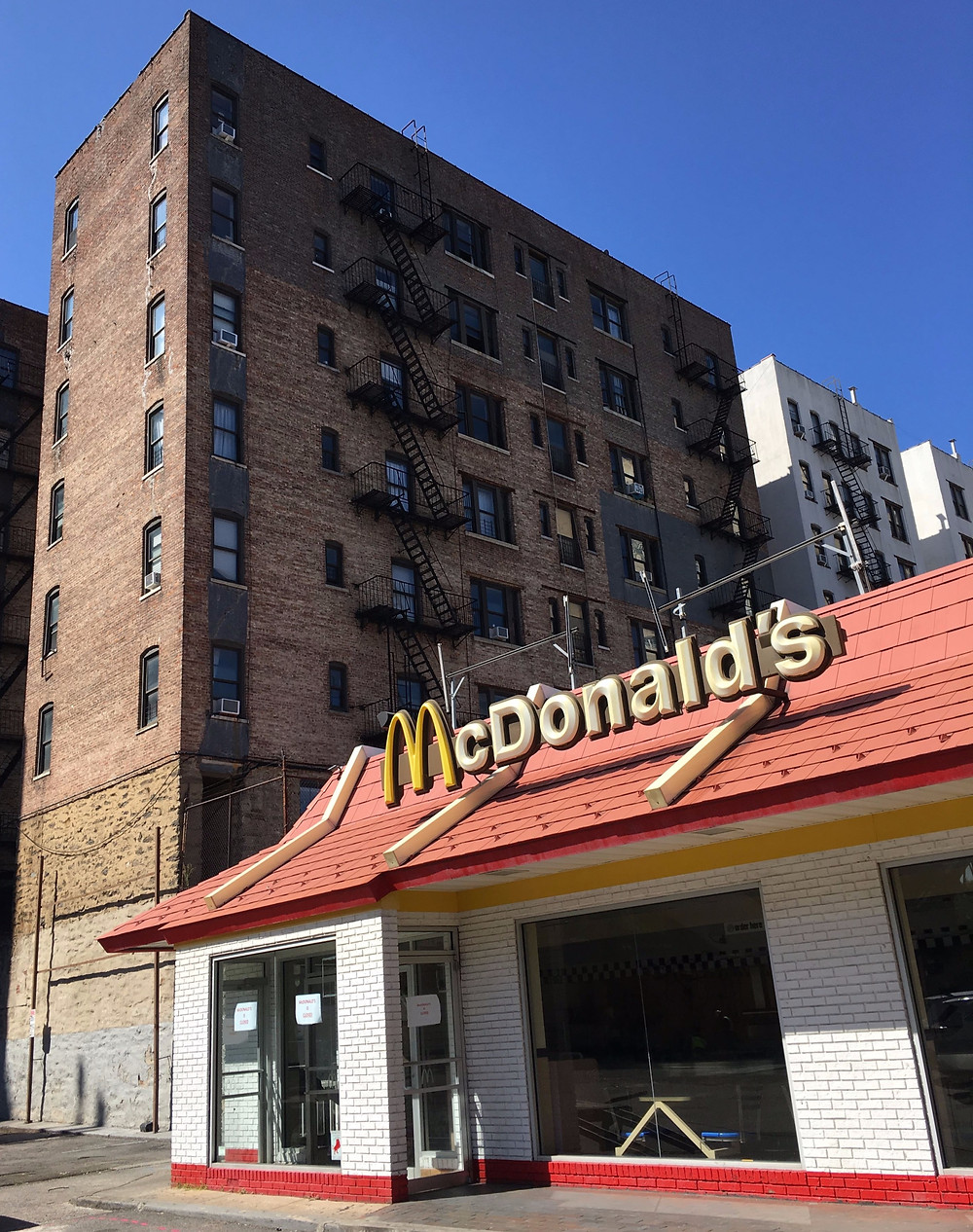 Columbia replacing shuttered McDonald's on 125th Street with 34-story residential tower