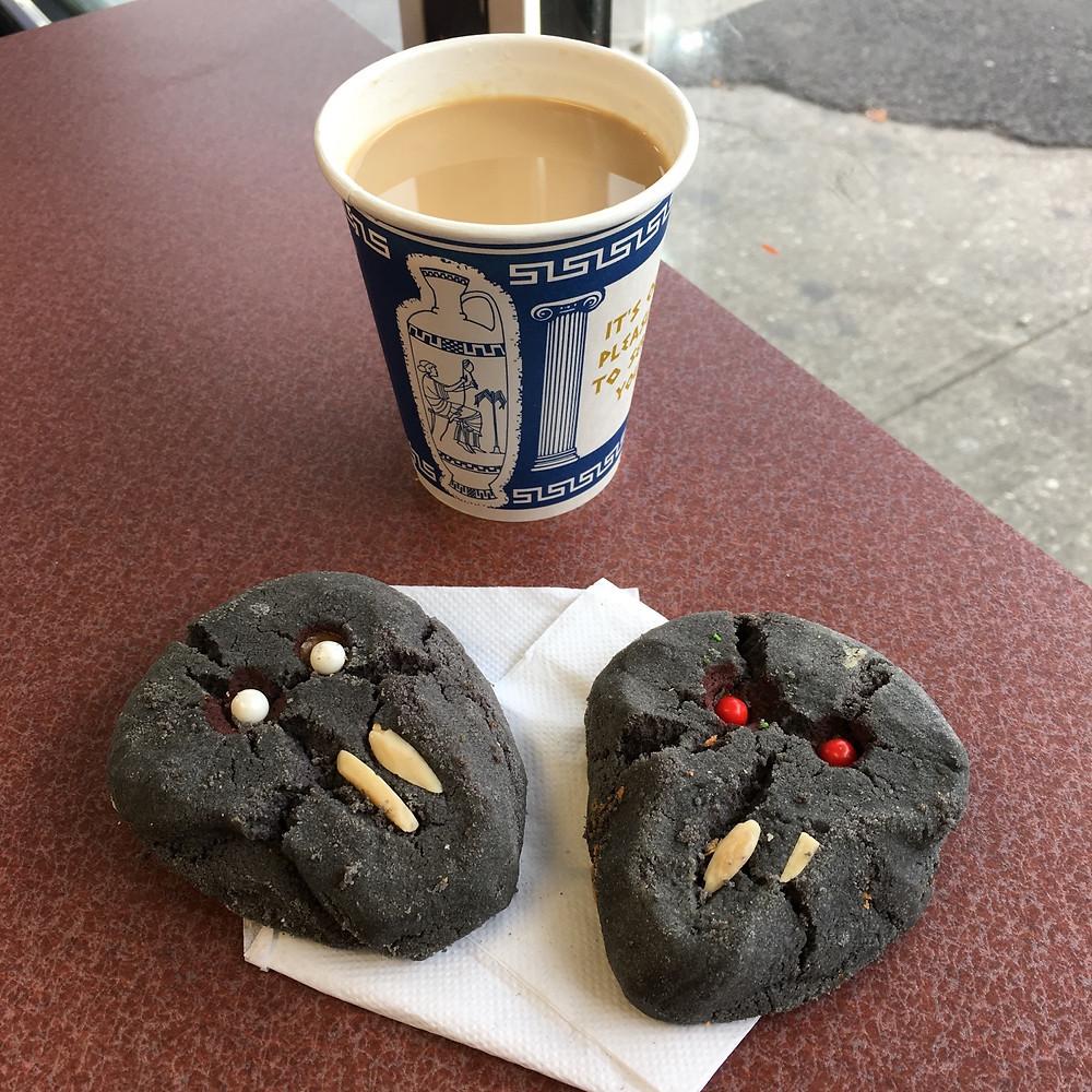 Las Americas bakery cookies