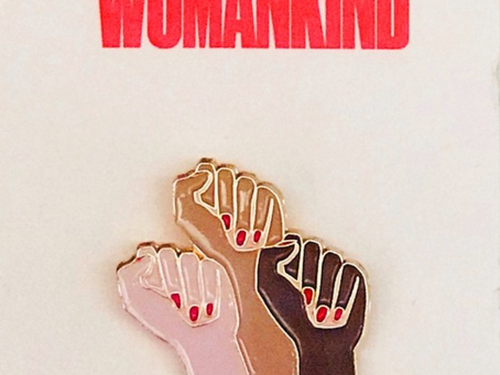 Standing with women this weekend