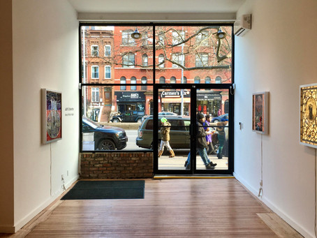 Claire Oliver Gallery opens in Central Harlem, cementing a new mini art district