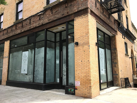 Reverence, a new restaurant on Strivers' Row from chef Russell