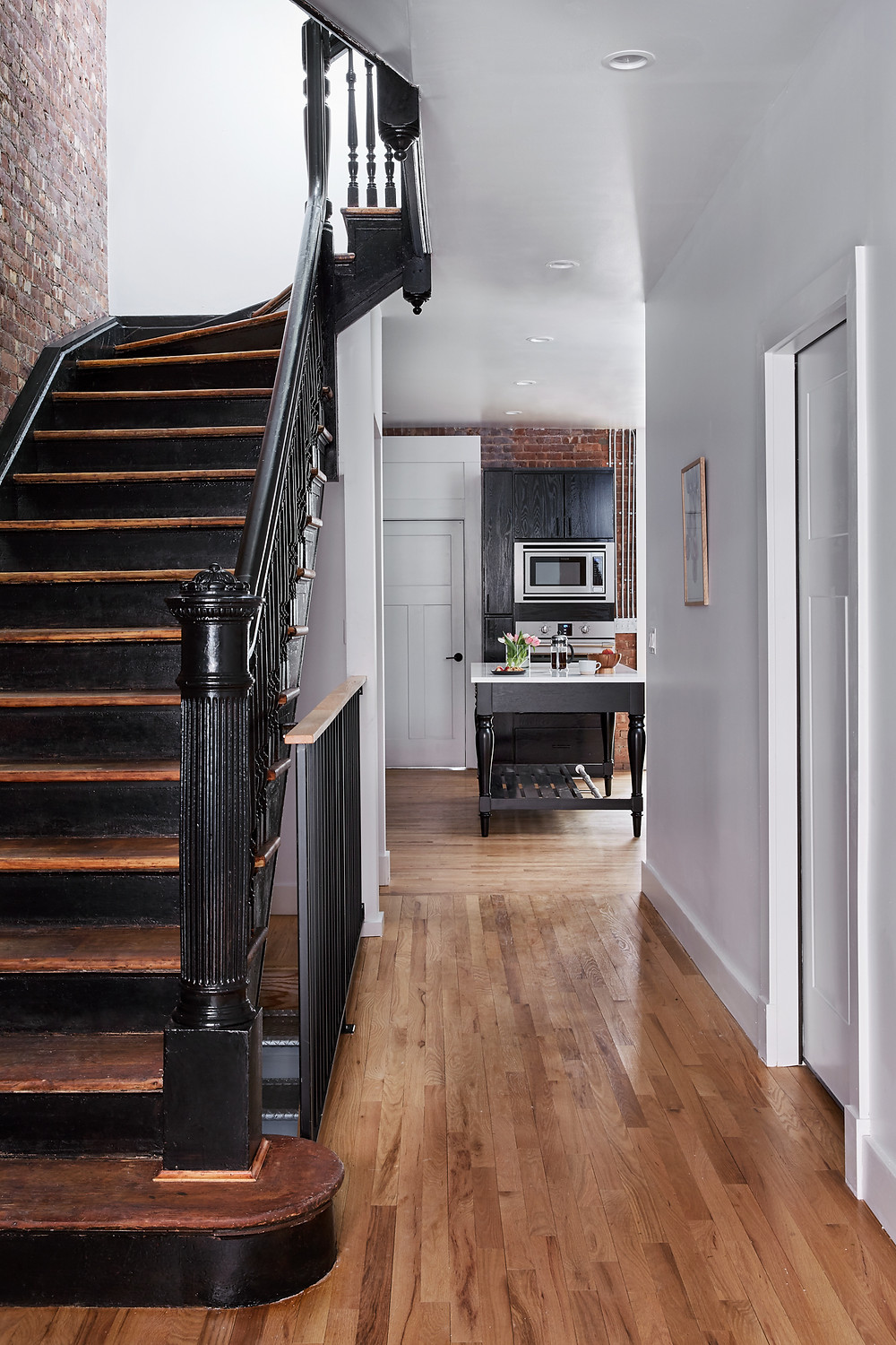 Common's first co-living space in Manhattan is a renovated Hamilton Heights brownstone