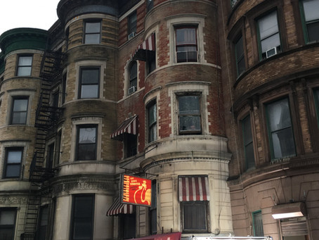 Fire on Motherless Brooklyn set: firefighter dies, old St. Nick's Pub building is gutted