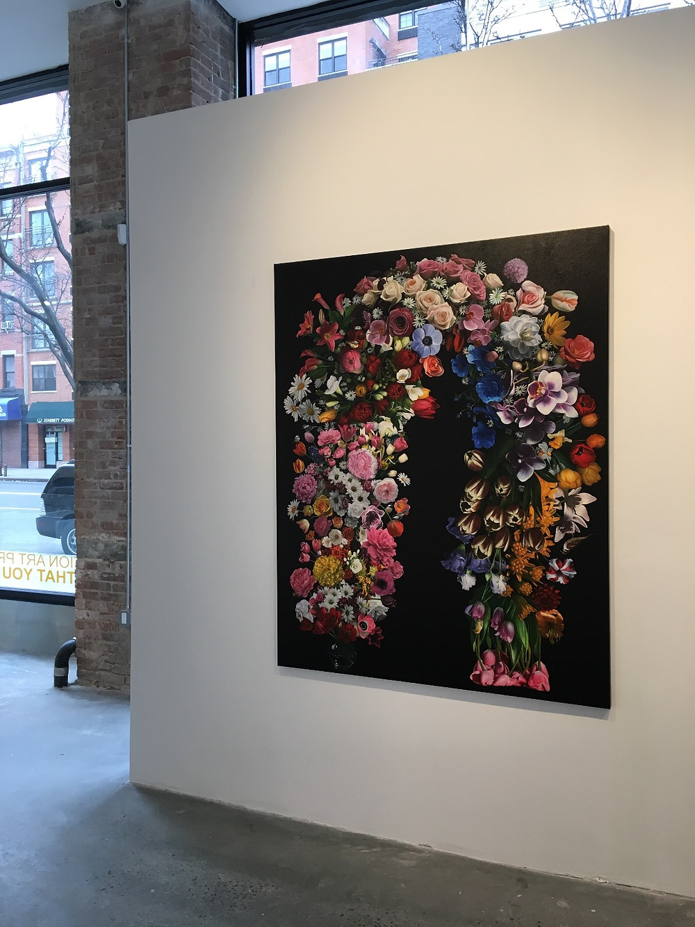 Marc Dennis at Faction Art Projects