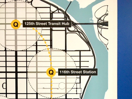 Uptown links: Gov. Cuomo goes to Washington to push for the Second Avenue Subway in Harlem, and more