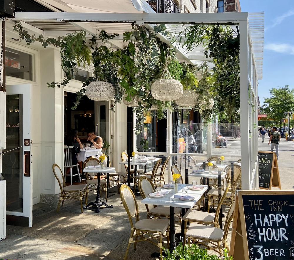 top Harlem restaurants offering outdoor dining
