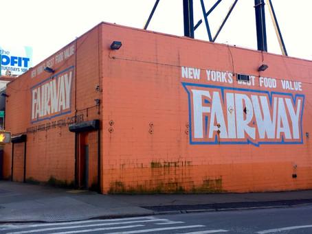 Harlem Fairway closing at the end of May?