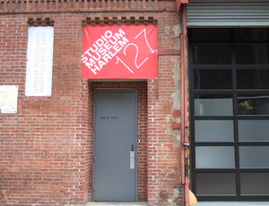The Studio Museum's new satellite space on 127th Street