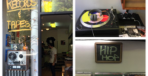 A cool new music store in Harlem champions vinyl (and, yes, cassettes too)