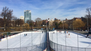 Harlem's two ice skating rinks are now open, but with new safety guidelines in place