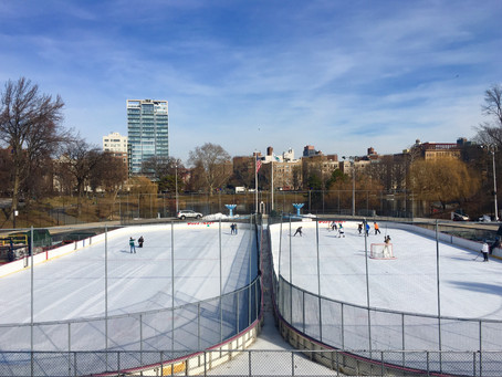 Reminder: There's a month left of ice-skating season at these two Harlem rinks