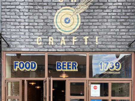 Oh Craft!, Harlem's newest beer spot, opens during the lockdown