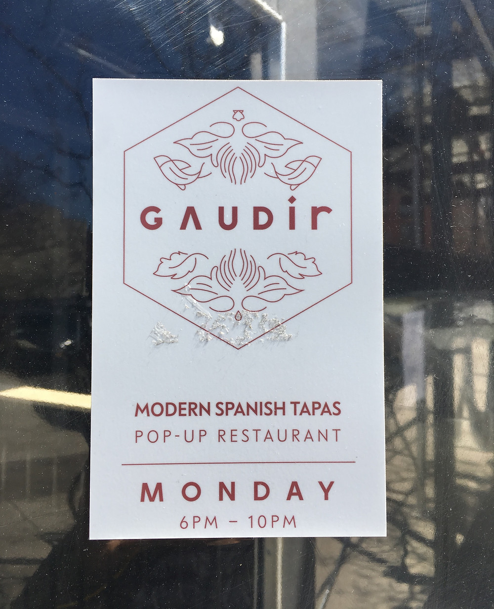 Tapas restaurant Gaudir is opening permanently in the old Mountain Bird space in East Harlem