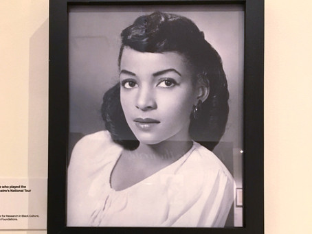 From restaurants to exhibits, Ruby Dee is having a major moment in Harlem