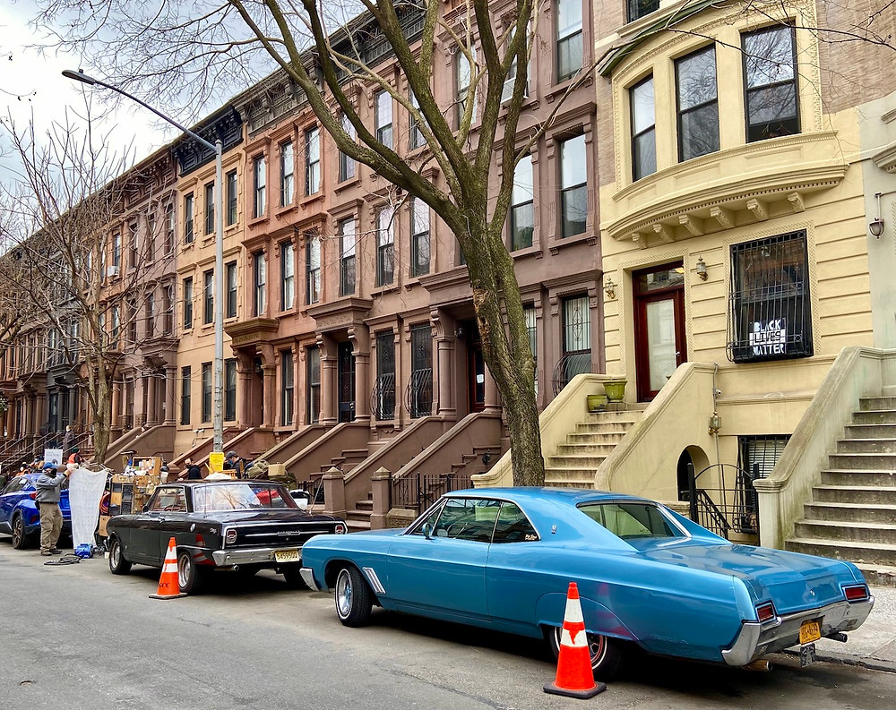 Season 2 of 'Russian Doll' aka Black Gumball is filming in Harlem