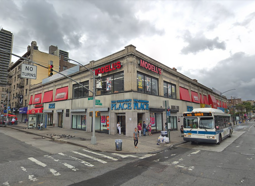 Target's new Washington Heights location will likely be a small-format store